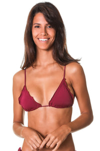 Basic Cool Waves Bikini Top