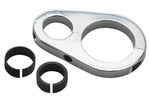 Pro-One Performance Products, Inc. Stash Tube Clamp Chrome 1-1-1/4""