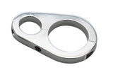 Pro-One Performance Products, Inc. Stash Tube Clamp Chrome 1-1/2""