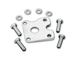 #103330 Kick Stand Angle Plate w/ Hardware for Lowered Bikes, fits '36-'99 Big Twin Models