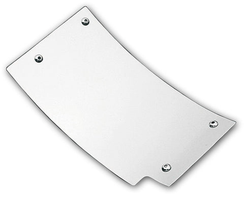 #103769 Polished Stainless Stock Rock Guard, fits '84-'99 Stock Softail Frames
