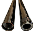 39mm Black DLC Coated Fork Tubes