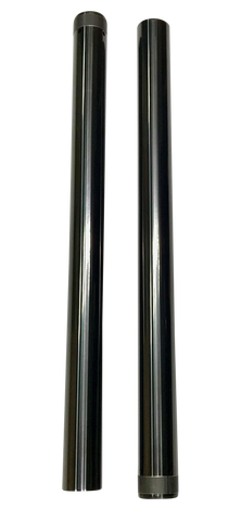 49mm, Touring Fork Tubes, Black DLC, 14-20 Touring