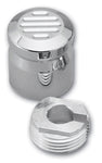 #200220 Pro-One Choke Knob Cover, Ball Milled
