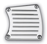 #201680 Inspection Cover, Ball Milled, 85-06 FLT/FLHT/FLHR/FLTR Models
