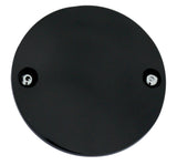 #202100B Point Cover, Millennium, Smooth Black, Shovel & EVO Models 70-99, 04-19 XL