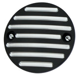 #202110B Point Cover, Millennium, Black Ball-Milled, Shovel & EVO Models 70-99, 04-19 XL