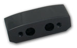"#204530B Motor Mount Spacer 1-1/4"", Black"