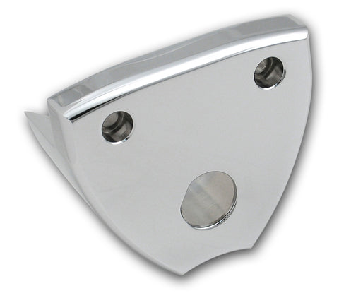 #204550 Key switch Bracket, Chrome