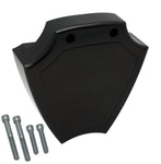 #204570B Coil Cover, Smooth, Black