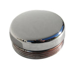 #210410 Replacement Chrome Stash Tube Cap Only