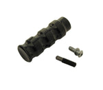 #502020B Shift Peg, Smooth, Black Each