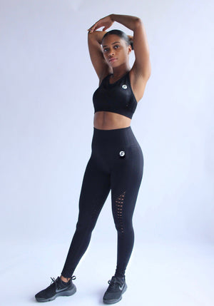 Simply Seamless Legging - Onyx