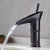 Antique Bronze Basin Sink Faucets Modern Open Spout Water Tap Bathroom Vessel Sink Faucet Antique Brass Wholesale Faucet