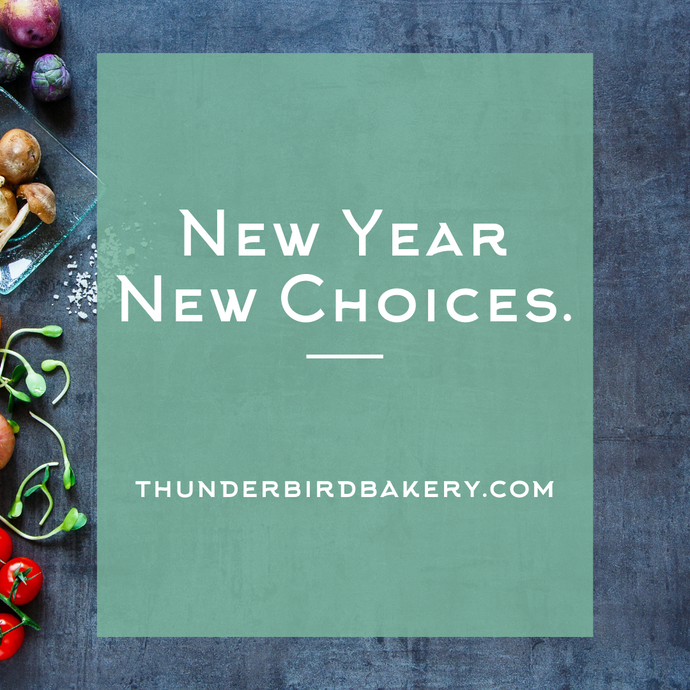 New Year, new choices.