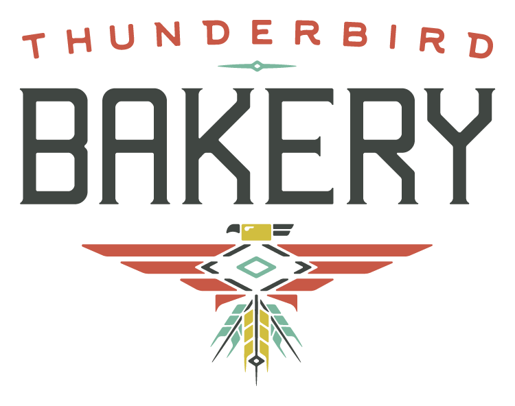 Image result for thunderbird bakery LOGO