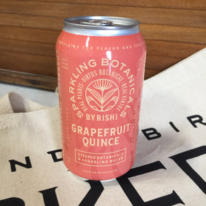 Grapefruit Quince Botanical Sparkling Water