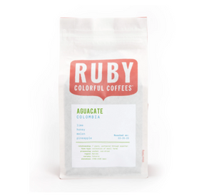 Ruby Columbia Aguacate