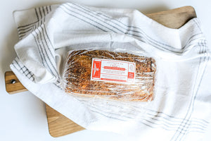 NEW! Seeded Whole Wheat Sandwich Loaf