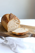 Load image into Gallery viewer, NEW! Seeded Whole Wheat Sandwich Loaf