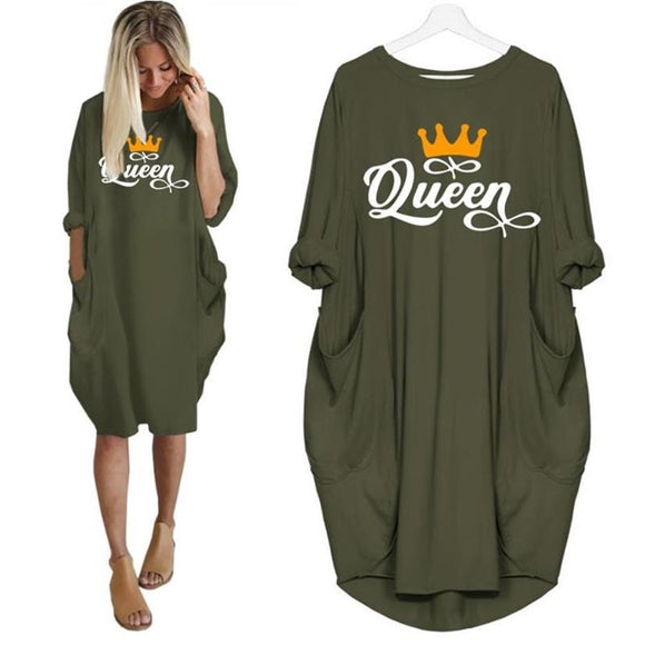 Queen Long T-Shirt