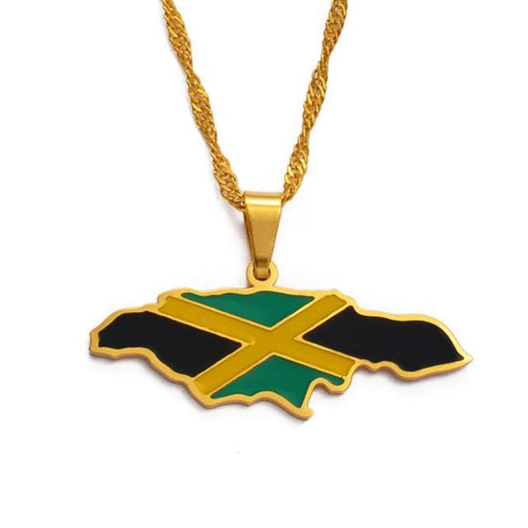 Jamaica Pendant Necklaces
