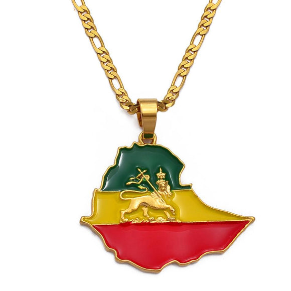 Ethiopia Necklace
