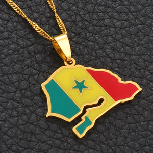 Senegal Necklaces