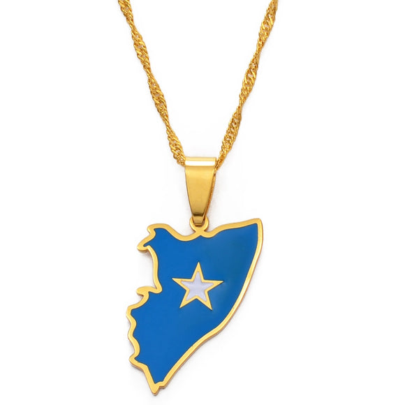 Somalia (Greater) Necklace