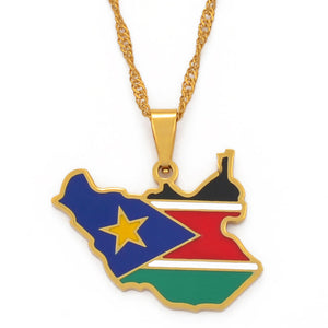 South Sudan Necklace