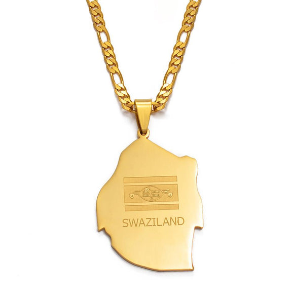 Swaziland Necklace