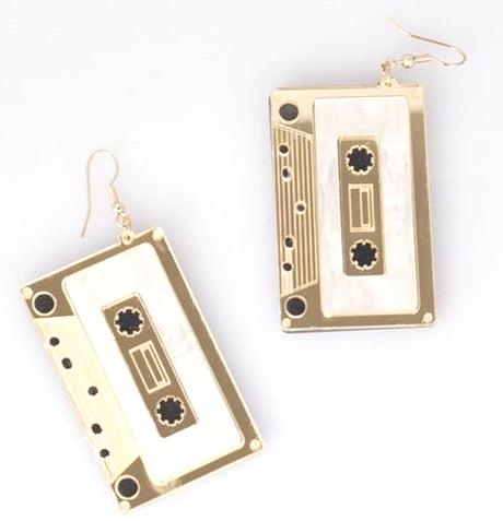 MixTape Earrings