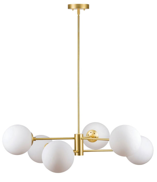 Caserti 6 Light Chandelier