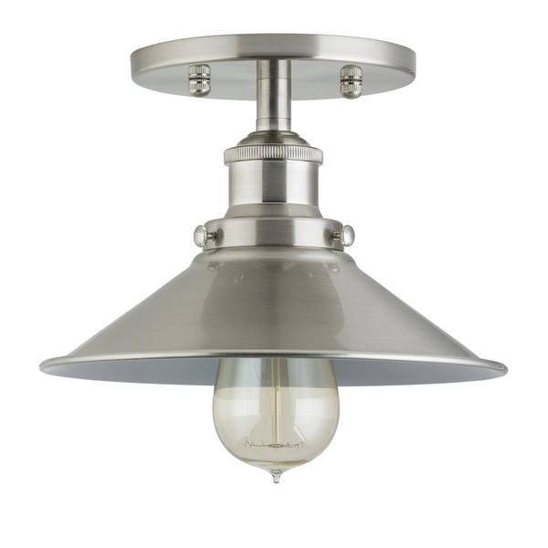 Andante Industrial Ceiling Lamp with LED Bulb