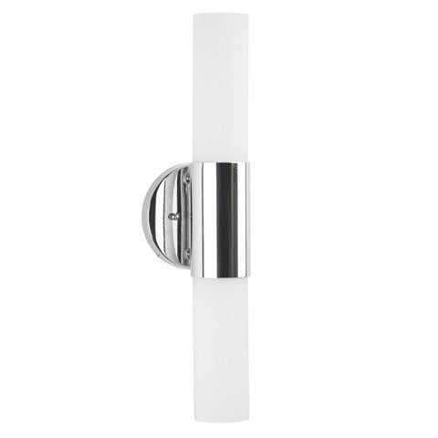 Adagio Polished Chrome Wall Sconce