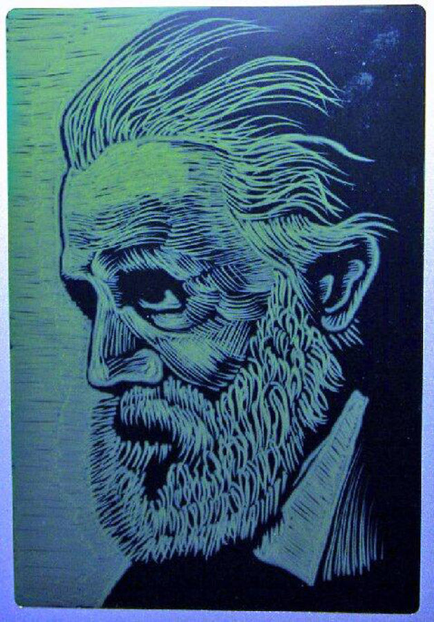 John Muir Drawing