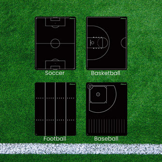 four available sports templates