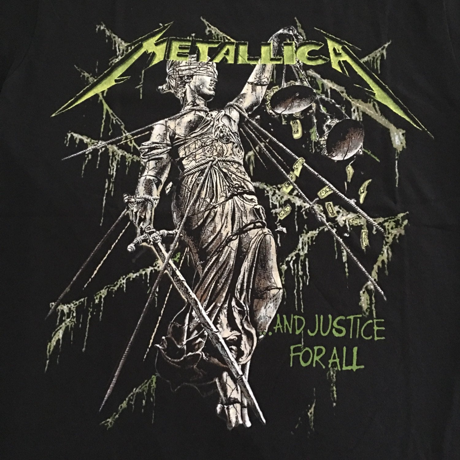 Metallica Classic Heavy Metal Romper/Dress/Hoodie, Up Close