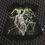 Metallica Classic Heavy Metal Romper/Dress/Hoodie, Dress Example