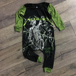 Metallica Classic Heavy Metal Romper/Dress/Hoodie