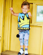 Baby rompers, handmade baby clothes, baby bodysuit, custom baby clothes, trendy toddler clothes, rock music, hip hop