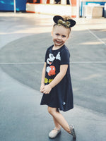 Disney's Mickey Mouse Romper/Dress/Hoodie, Dress Example
