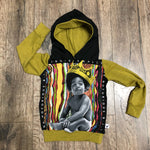 Notorious B.I.G. Biggie Smalls Romper/Dress/Hoodie, Long Sleeve Hoodie Example