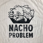 Nacho Problem Funny Romper/Dress/Hoodie, Detail