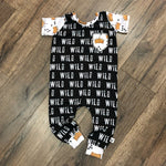 Where the Wild Things Are Wild One Crown Romper/Dress/Hoodie, Short Sleeve Romper Example
