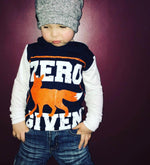 Zero Fox Given Romper/Dress/Hoodie, Hoodie On Model