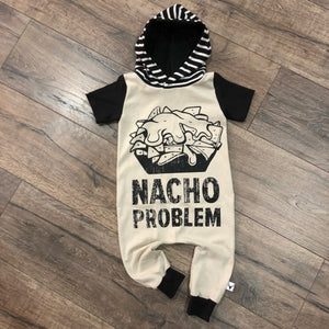 Nacho Problem Funny Romper/Dress/Hoodie