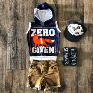 Zero Fox Given Romper/Dress/Hoodie