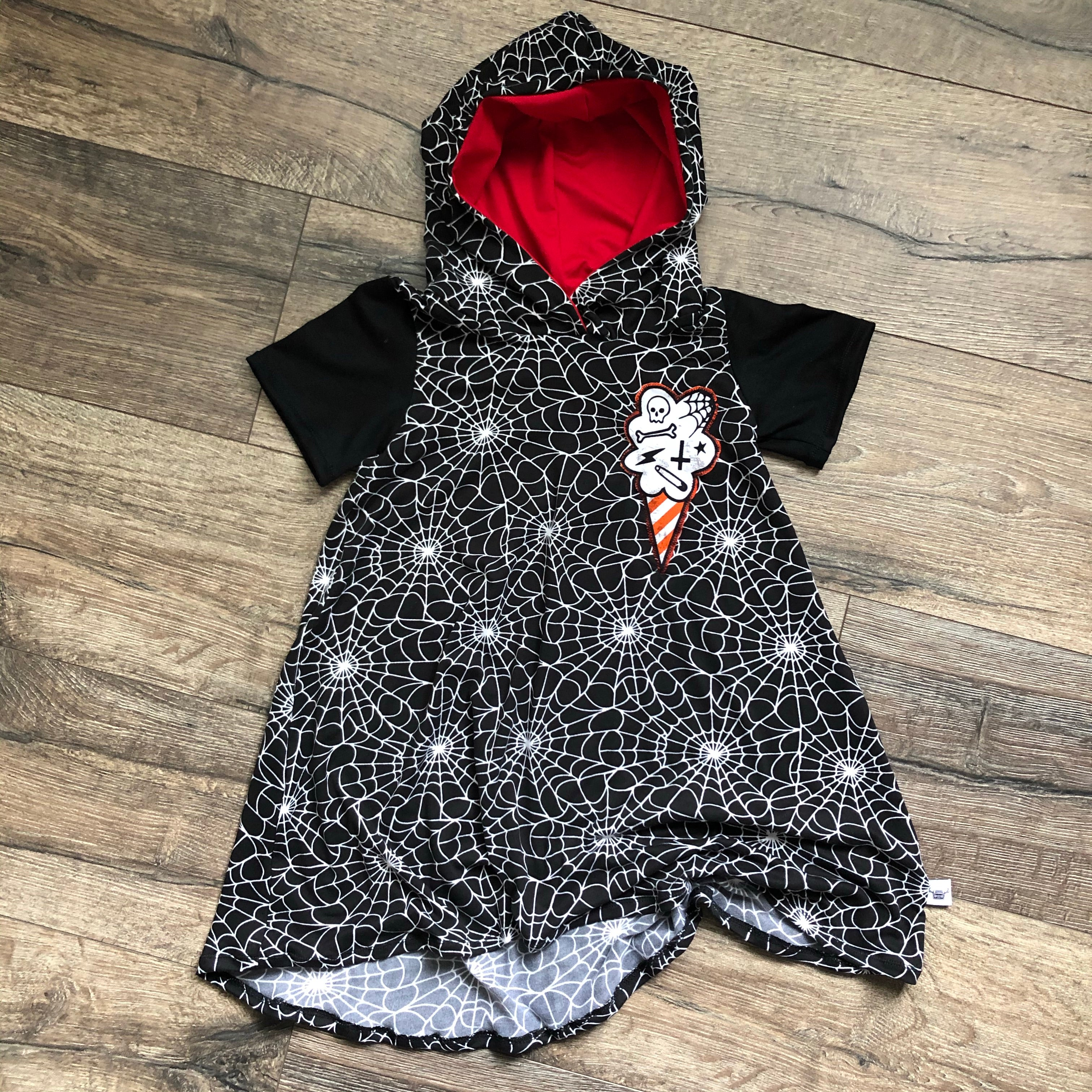 Spider Web Candy Romper/Dress/Hoodie