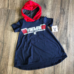 Wingman Top Wing Pilot Romper/Dress/Hoodie